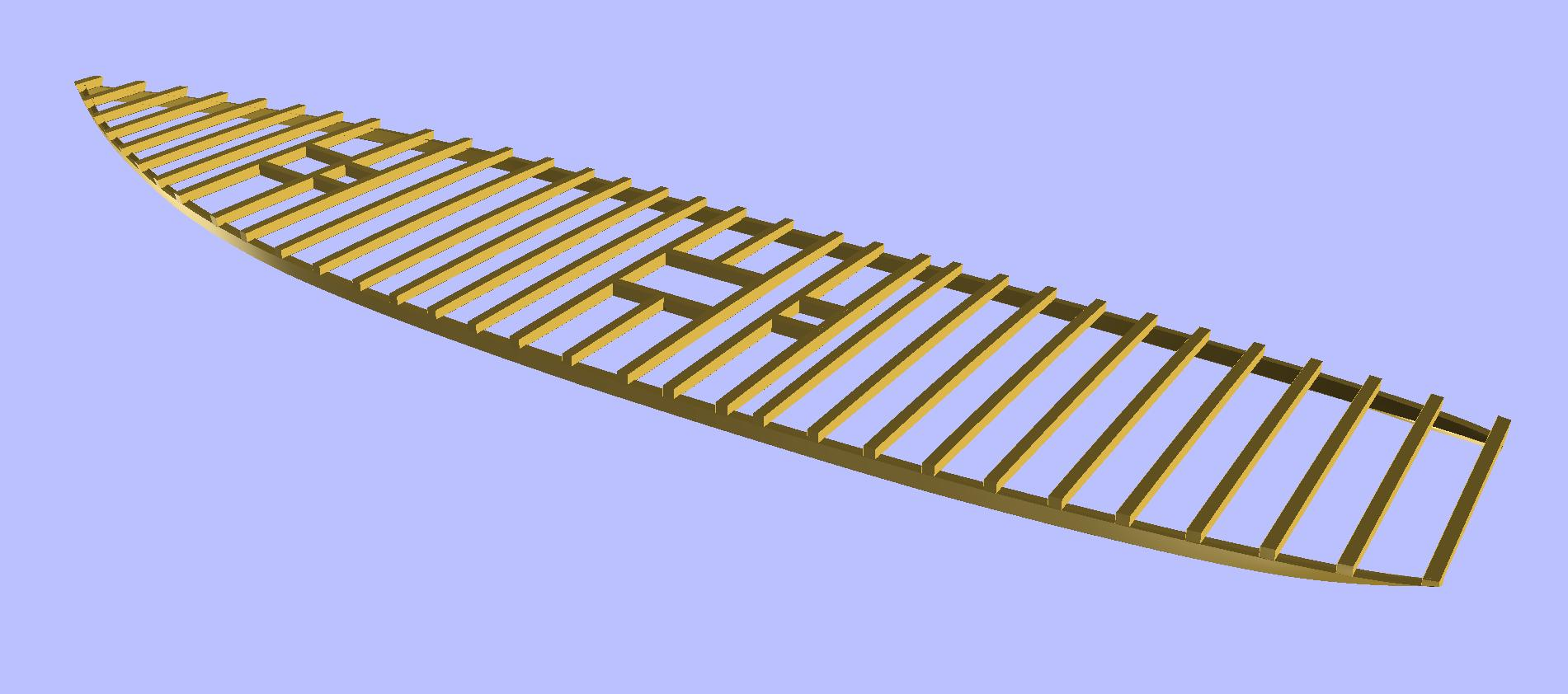 Beams-and-Clamp
